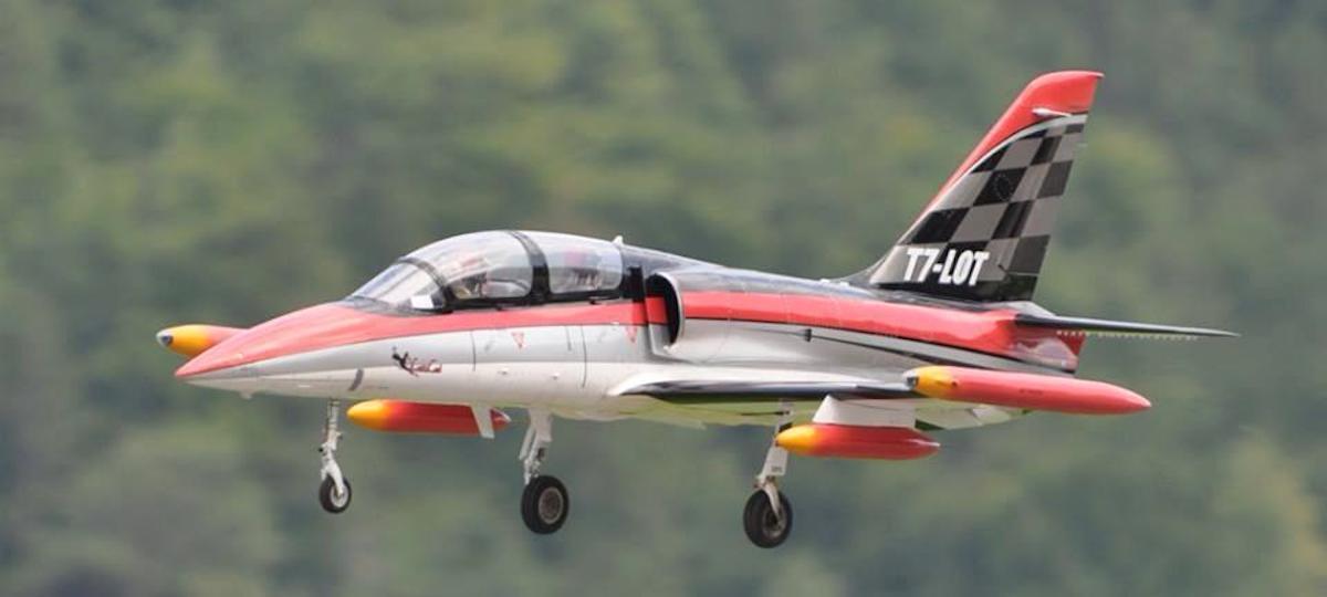 L39 Albatros - JWM 2013 - Federico Rosina - Scarichi OsvyModel